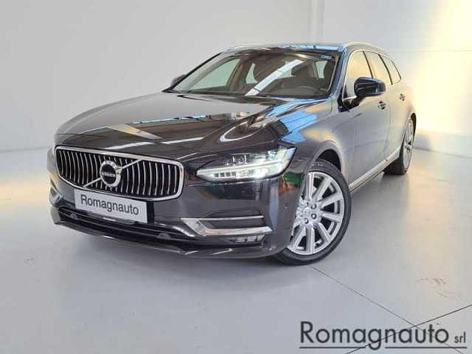 Volvo V90 D5 AWD Geartronic Inscription - Full Led - Navi - Pelle  Cerchi 19'